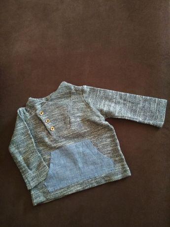 Bluza sweterek rozmiar 74