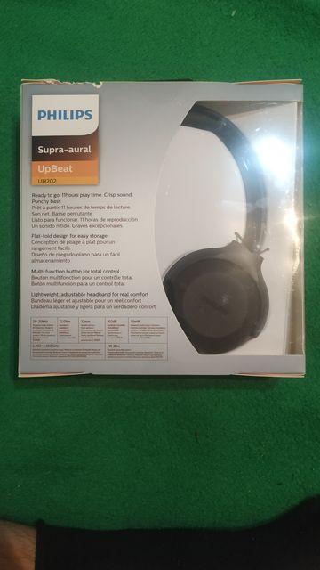 Słuchawki nauszne Philips UH202 Bluetooth 11 godzin grania Nowe