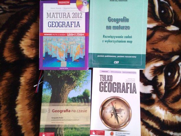 matura z geografii podręczniki