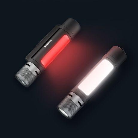 Фонарик Xiaomi Youpin NexTool 6 в 1: многофункциональный фонарь