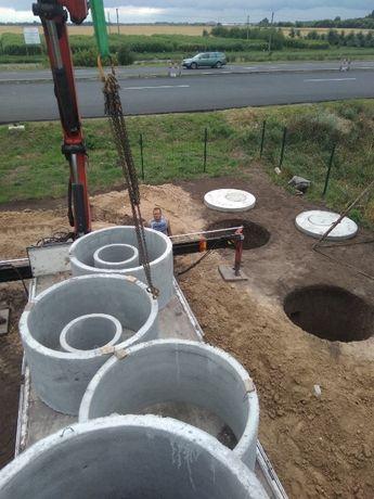 Выкопать канализацию Копка Канализаций септик