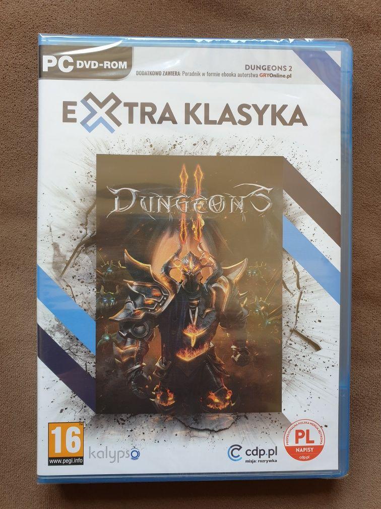 Dungeons 2 PC nowa folia PL