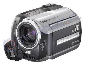 Kamera JVC Everio GZ-MG130E 30GB HDD, 34 zoom ...