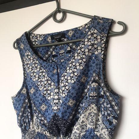 S Платье с трендовым принтом от New Look
