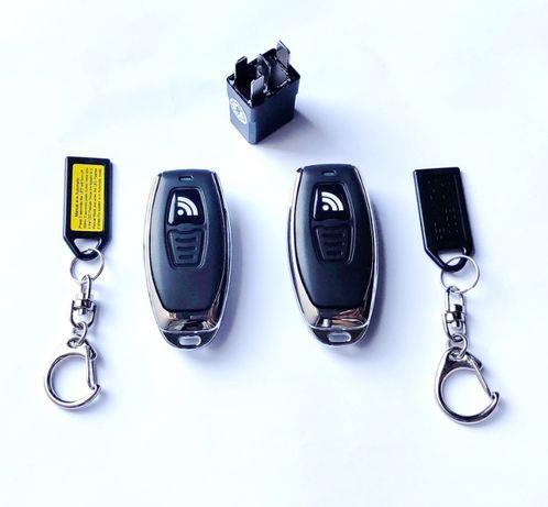 Автомобильная противоугонная система беспроводное реле иммобилайзер