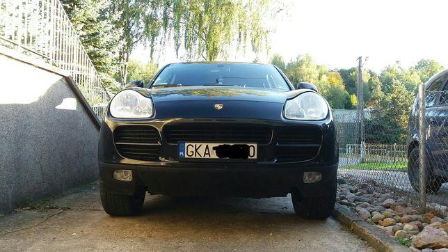 Porsche Cayenne 3.2 LPG, Manual, Bez Pneumatyki, Okazja