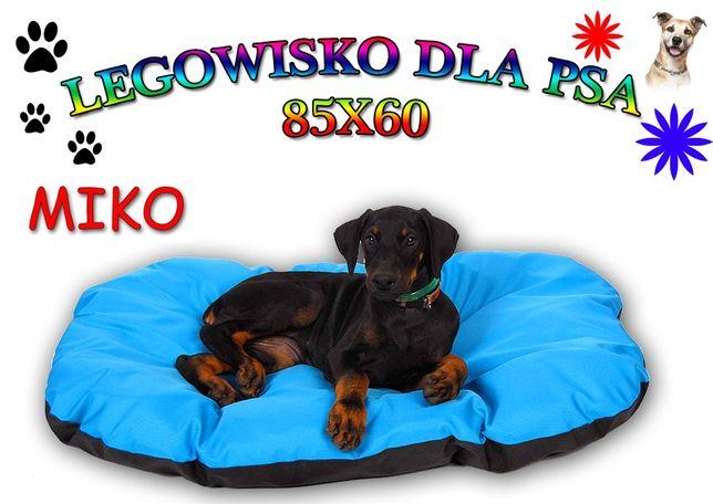 Legowisko poduszka dla psa 85x60 owalna PRODUCENT SUPER CENA