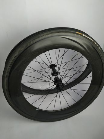 "Koła szosowe 50/75mm DT Swiss 240s Carbon szytki triathlon szosa 28"""