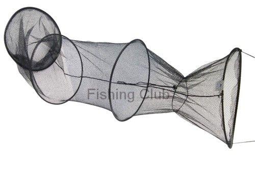 SADZYK SIATKA Wędkarska Na Ryby 40x125, 4 Obręcze