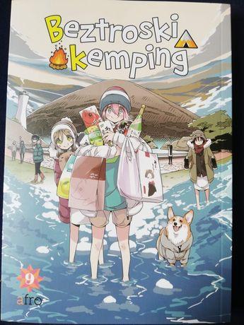 Beztroski Kemping vol.9 Manga