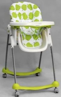 Продам детский стульчик для кормления Goodbaby б/у