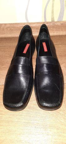 Туфли кожаные женские 41 размер.