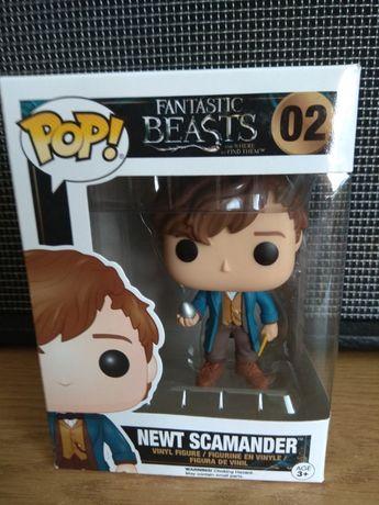 #02 Newt Scamander EGG Harry Potter Fantastyczne Zwierzęta Funko POP