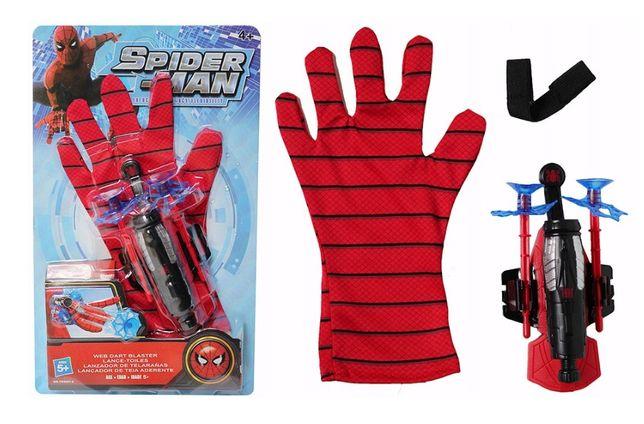 Rękawica Spiderman z siecią dla dzieci
