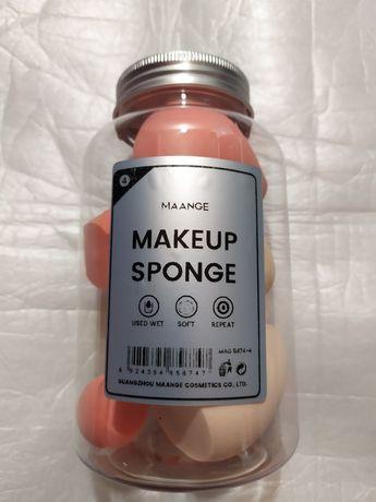 Набор спонжей, спонж для макияжа