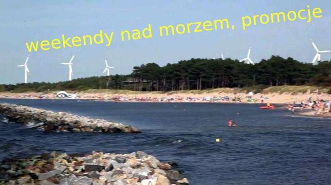 -> Weekendy nad morzem, promocje Darłówko
