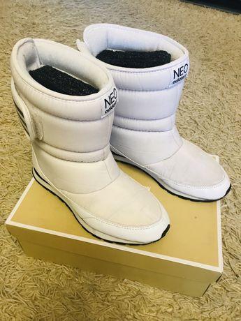 Дутики Adidas 38 р.