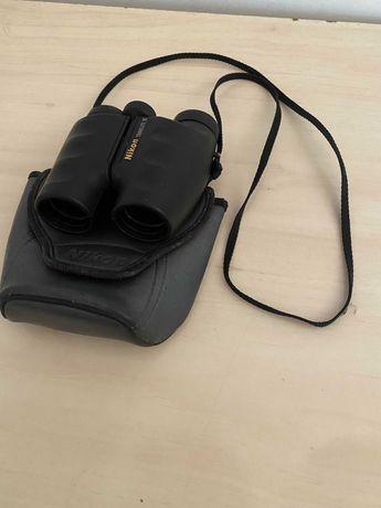 Binóculos Nikon Travelite IV 9x25 com Bolsa - COMO NOVOS