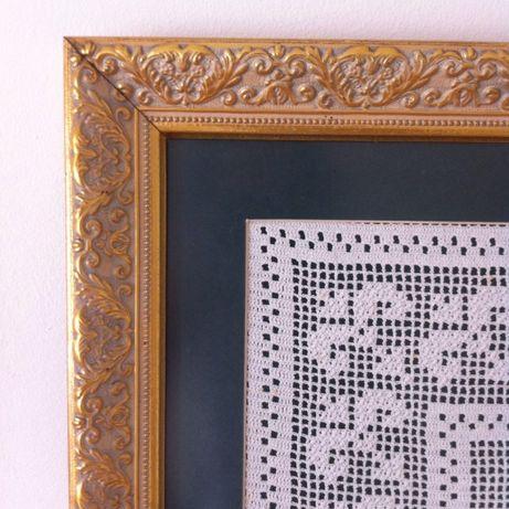 Quadro de Renda / Crochet
