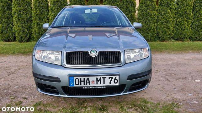 Škoda Fabia 1.4 Benzyna, Klima, zadbana