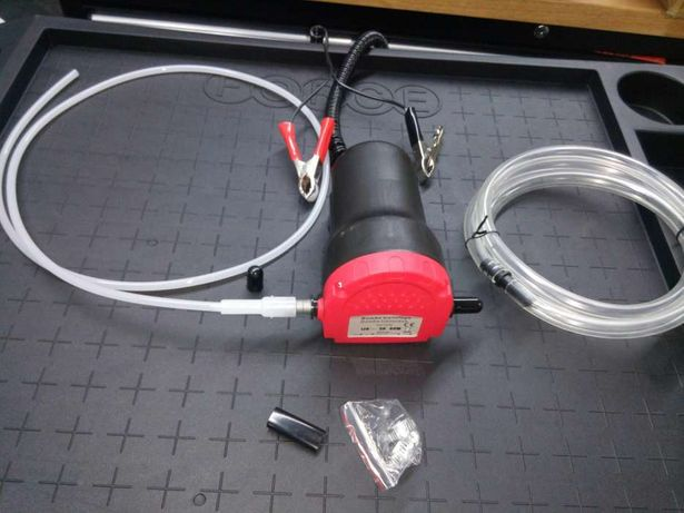 Bomba de transfega de óleo 12v