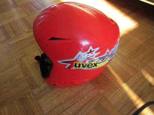 kask narciarski uvex 57 cm