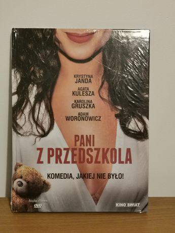 """Film DVD """"Pani z przedszkola"""" nowy, folia"""