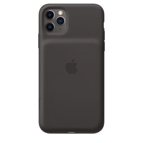 Чехол-батарея для iPhone 11 Pro Max (Black) MWVP2ZM/A +подарок