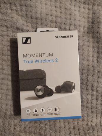 Słuchawki bezprzewodowe Sennheiser Momentum True Wireless 2