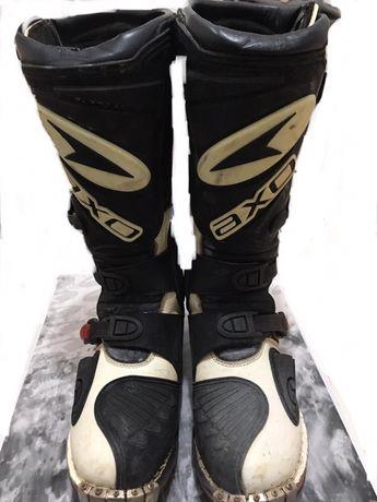 Botas de motocross novas tamanho 40