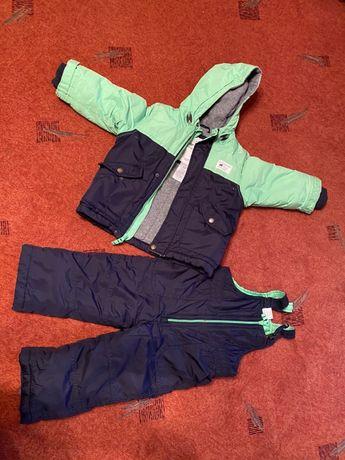 Комбинезон куртка Carters 24( 2.5года) Картерс