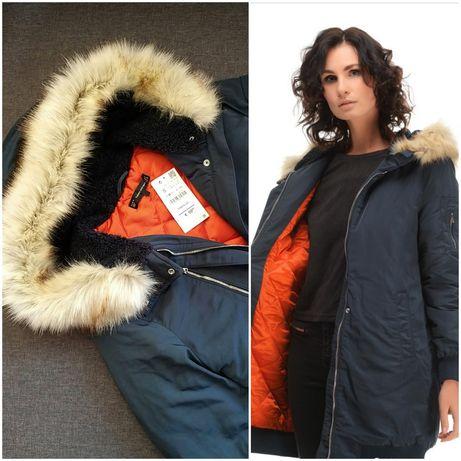 Куртка  спортивная  ZARA, DKNY.  Оригинал. Размер С-М, Л