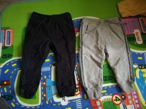 2 pary spodnie Reserved i coolclub