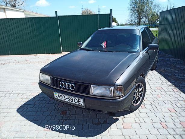 Продам Audi 80 Quattro