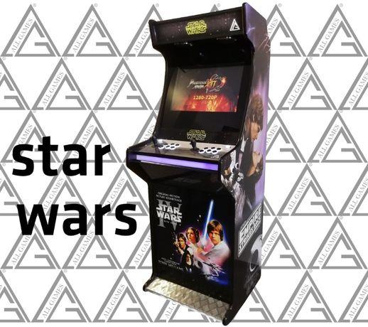 Retro Arcade/Máquina de jogos/diversão/videojogos