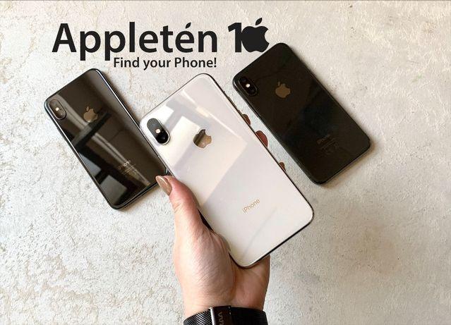iPhone X 64/256gb Gray Обмен Кредит 7/8/6S/Xr/XsMax/11ProMax/12mini/SE