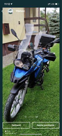 BMW GS 800, F650 TWIN, Turystyk, motocykl turystyczny 800