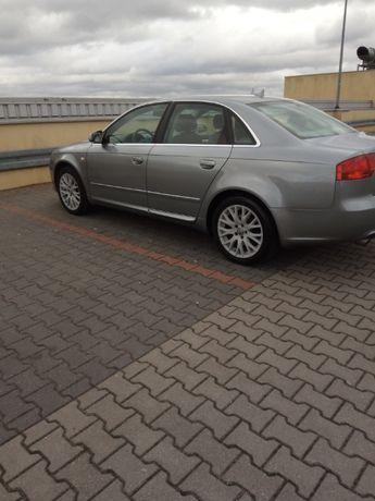 Audi A4 S-line 2.0 benzyna