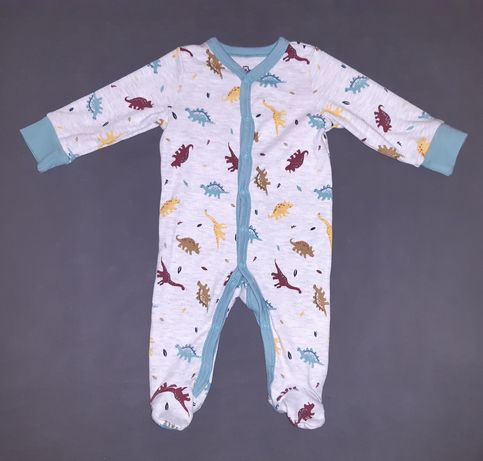 Pajacyk piżama śpiochy, dinozaury 62