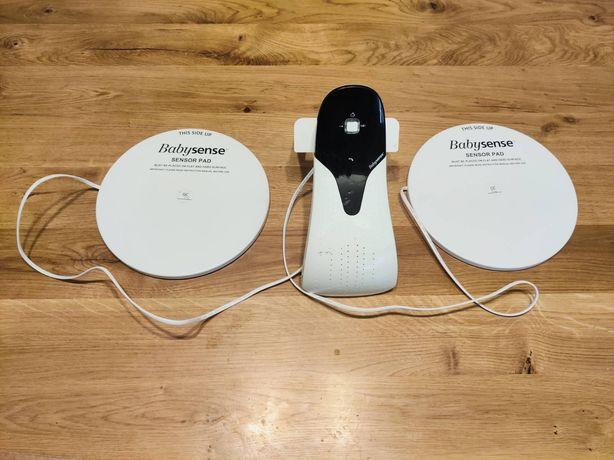 Monitor oddechu baby senses
