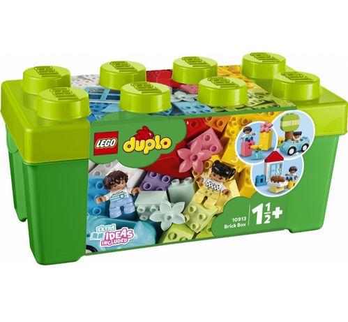 Конструктор LEGO DUPLO Classic. Коробка с кубиками 65 деталей. Новый!