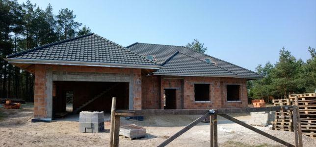 Budowa domów, ciesielstwo, dekarstwo, elewacje. - Budowa domu