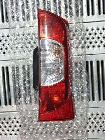 Farolim direito tras Peugeot Bipper / Citroen Nemo / Fiat Fiorino 2008, 2009, 2010, 2011, 2012, 2013
