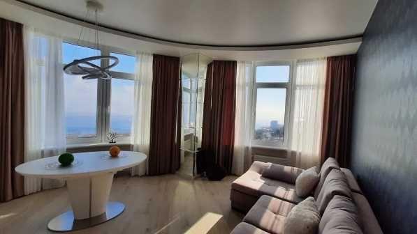 Продам двухкомнатную квартиру в 45 Жемчужине. Прямой ВИД МОРЯ  (С)