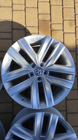 Оригинал диски R19 Volkswagen Touareg Audi Q7 E-tron SQ7 Arteon 5/112