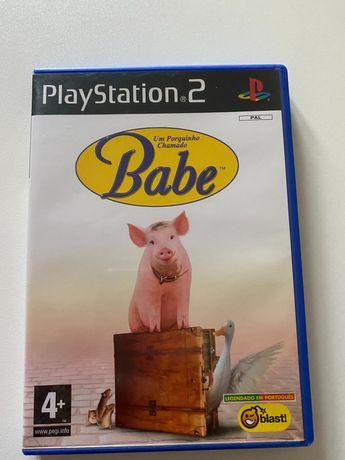 Jogo para PlayStation 2 O porquinho Babe