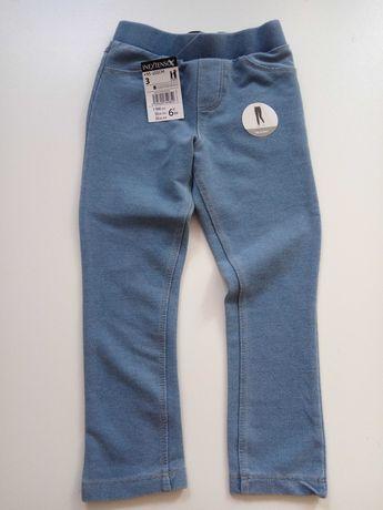 Spodnie leginsy treginsy 92 98 In Extenso NOWE