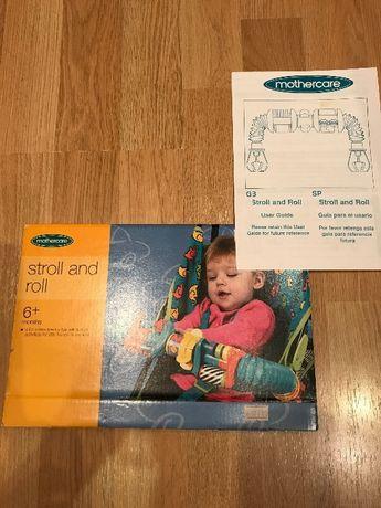 Игрушка погремушка на коляску mothercare, кроватка