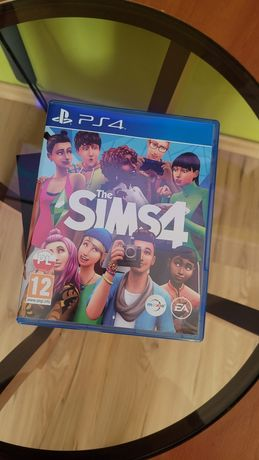 Gra The Sims 4 PL PS4