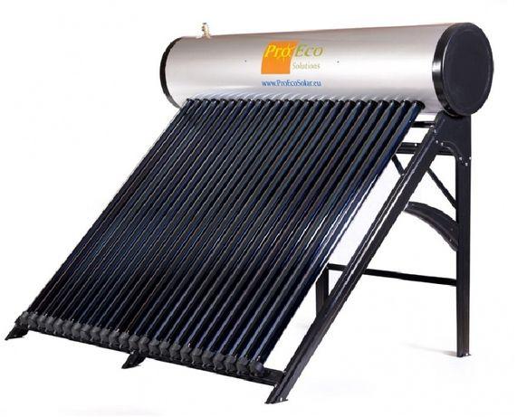 JNHP 280 solarny ciśnieniowy ogrzewacz wody sezon i nie tylko